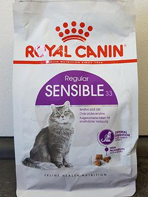 royal canin sensible katzenfutter test. Black Bedroom Furniture Sets. Home Design Ideas