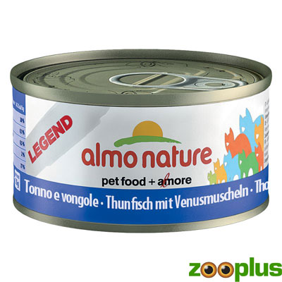 Almo Nature Legend Thunfisch im Nassfutter Test
