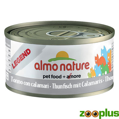 Getestet: Almo Nature Thunfisch mit Calamaris